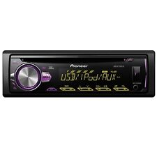 Nuevo Pioneer DEH-S2000Ui CD MP3 USB iPod iPhone Android Estéreo Sintonizador Multicolor