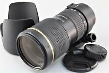 TAMRON Di SP AF 70-200mm F/2.8 MACRO A001 lens For SONY ALPHA mount