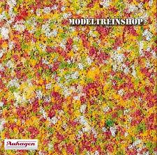 Auhagen 76937 Foam Flocking Spring flowers - Schuimvlokken Lente Bloemen