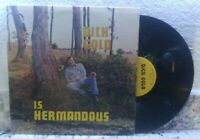 DICK GOLD - IS HERMANDOUS (1976) FOGCUTTER RECORDS RARE OOP Comedy
