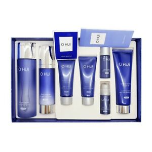 O HUI Clinic Science Toner Moisturizer Cleansing Set for Acne Oily Skin KOREA