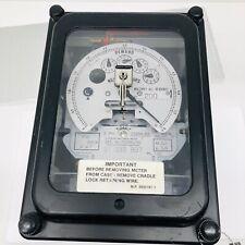 GE Demand Kilowatthours DSMW-65 Meter Vintage Watt Hour Meter