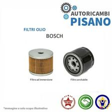 FILTRO OLIO MOTORE BOSCH 0451103251