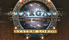 STARGATE TCG CCG SYSTEM LORDS Horus Guard #241 Full Contingent #236