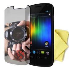 2 Pellicole Specchio Per Samsung Galaxy Nexus Prime i9250 Pellicola Salva Graffi