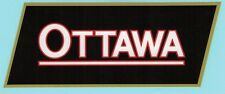 Ottawa Decal 6 3/4 x 2 1/2 Gas Engine Motor