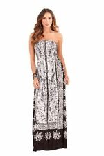 Paisley Long Women's Maxi Dresses