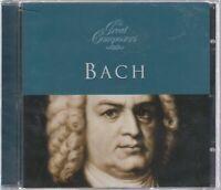 The Great Composers - Bach, Johann Sebastian Bach CD | 5022508232641 | New