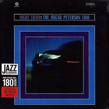 "OSCAR PETERSON TRIO ""NIGHT TRAIN"" (180 G AUDIOPHILE) NM/NM"