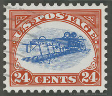 "1918 Inverted Jenny Airmail 17"" x 19"" Print (Upside Down, Stamp Collector, Rare)"