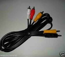 Coby TF-DVD7009  3.5mm AV Cable for Portable DVD To TV