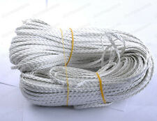 2/100M Man-made Leather Braid Rope Hemp Cord For Necklace Bracelet 10 Colours