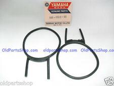 Yamaha TA125 LS2 YAS1 YAS2 YAS3 RD125 Crank Seal x2 NOS CRANK COVER SEALS