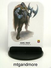Pathfinder Battles Pawns / Tokens - #076b  Giant, Frost - Reign of Winter