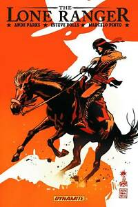 Lone Ranger Volume 6 Native Ground GN Ande Parks Esteve Polls Tonto New NM