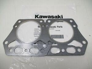 2 Kawasaki 11004-7006 Head Gasket   FH601V, FH641V, FH680V, FH721V Genuine