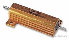 VISHAY DALE   RH0508R000FC02   RESISTOR, WIREWOUND, 8 OHM, 50W, 1%