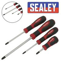 Sealey AK4314 JIS Japanese Screwdrivers Industrial Standard Screws