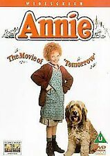 Annie Dvd Albert Finney Brand New & Factory Sealed