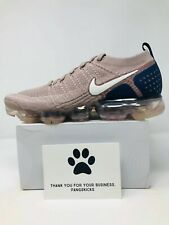 2004104dd8 Nike Air Vapormax Flyknit 2 Diffused Taupe Phantom Khaki Pink Navy Men Size  10.5