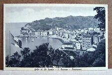 Gollfo di La Spezia - S.Terenzo - panorama [piccola, b/n, non viaggiata]
