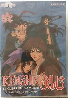 Kenshin-El Gerrero Samurai Vol.14 Dvd Precintado