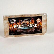 Don Marco´s Salzplanke 10 x 20 cm Perfekter Genuss vom Grill! Das Original!