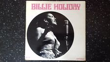 "Billie Holiday ""Cathala"" 33t"