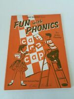 Whitman Fun With Phonics For Better Reading 1956