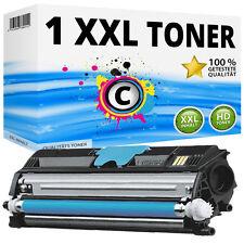 1x XXL Toner Patronen Cyan kompatibel für Oki C110 C130N C160N