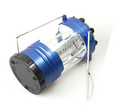 12 LED Camping Lantern Hiking Sailing Fishing Bivouac Light Lamp Compass Tent AA