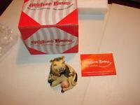 HARMONY KINGDOM - HARMONY BALL - Giggles Box - COWABUNGA - COW - New In Box