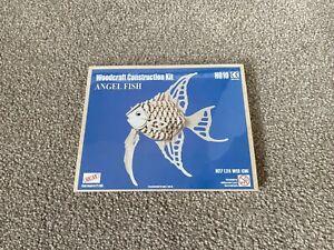 Quay - Woodcraft Construction Kit Angel Fish H010