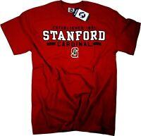 Stanford University Shirt Cardinal T-Shirt Jersey Crewneck Womens Mens Apparel