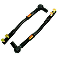 Driftworks Front  Kinked Tension Arms with Rod Ends For Nissan 200sx S13/180sx 8