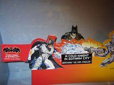"Kenner Batman Robin 1997 4.5"" figure cold Knight in gotham Dc direct arkham"