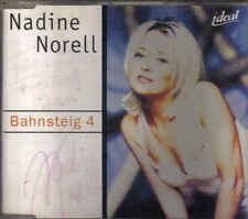 Nadine Norell-Bahnsteig 4 cd maxi single