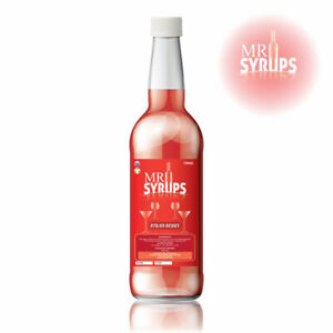 750ml Strawberry Flavour Drink Syrup - Flavouring for Drinks - Cocktail Syrup