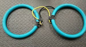 3x3 Fit Exercise Rings (x2) and tension cords