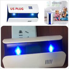 Home Office Ultrasonic Electronic US Plug Mouse Mice Spider Insect Pest Repeller