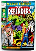 DEFENDERS OMNIBUS HC VOL 01 ADAMS DM VARIANT COVER Marvel Comics 2021 NEW Sealed