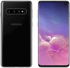 Samsung Galaxy S10 SM-G973U 128GB Black (Cricket) - Mint Condition - Clean IMEI