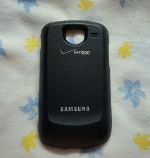 New Samsung Brightside SCH-U380 Extended Battery Door Cover Black