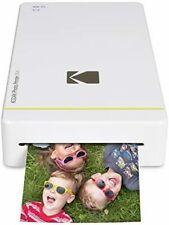 Kodak Wireless Photo Printer Mini Beautiful Prints From Your Smart Phones PM-210