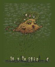 Marq Spusta Trubbleflumpf Donald Trump S/# 170 Art Screen Print Poster Garcia