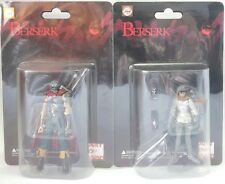 X2 Action Figure Berserk  Art of War Toys Taito 10Cm Guts Casca Hawk Soldiers JP