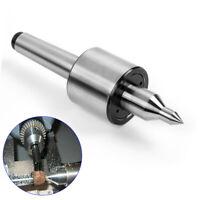 3MT Live Center Morse Taper Precision Long Spindle Lathe Milling CNC Chuck Tool