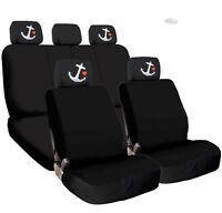 Jaguar x type Car Seat Anchor Cover