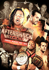 Official ROH Ring of Honor - Aftershock Tour 2015 Philapelpha 21/8/15 Event DVD