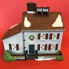 Dept 56 Jeremiah Brewster House #56568 New England Village Series
